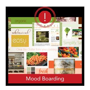 Logo Design Mood Board - Tingalls Dzyn