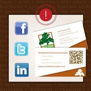 Social Media and Print Advertising