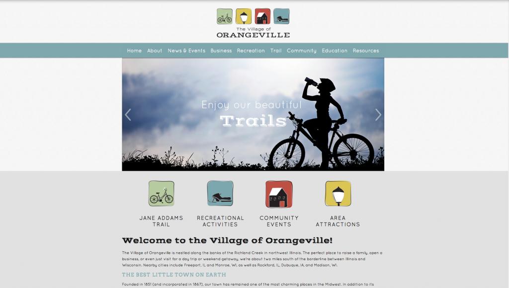 Tingalls Graphic Design Website Design