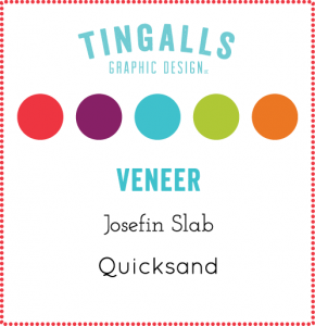 Choosing Colors and Fonts That Fit Your Brand | Tingalls Graphic Design