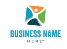 Logo Text Icon