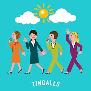 Tingalls Graphic Design - Walking Meetings