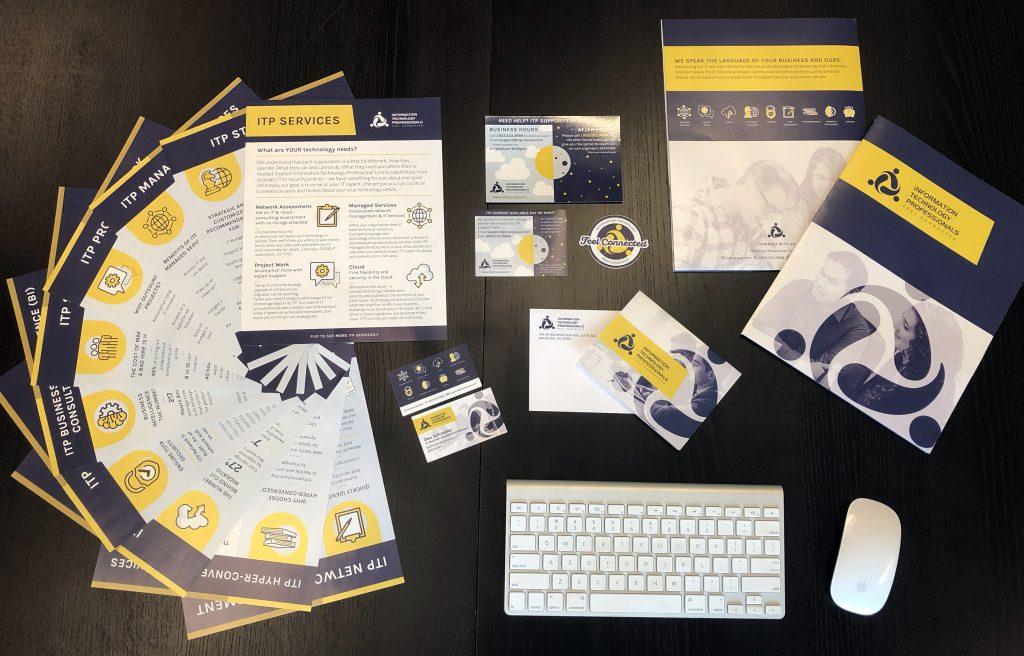Presentation Folder and Sales Slick