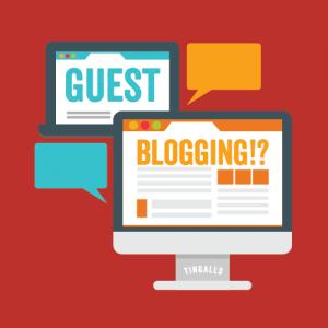 Tingalls Graphic Design - Guest Blogging
