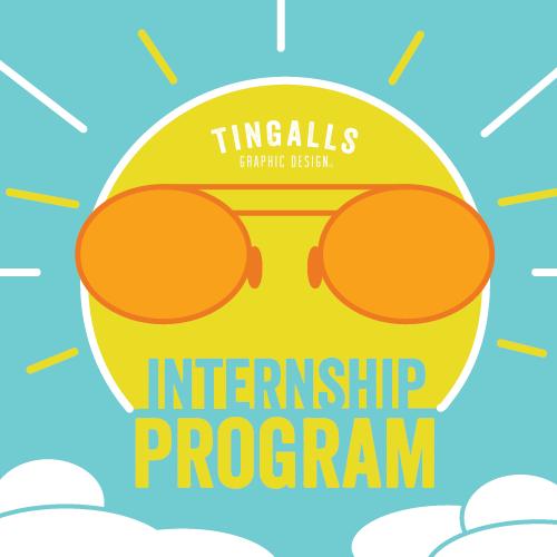 Tingalls Graphic Design Internship Program