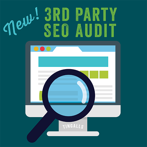 Tingalls Now offering 3rd party SEO audits