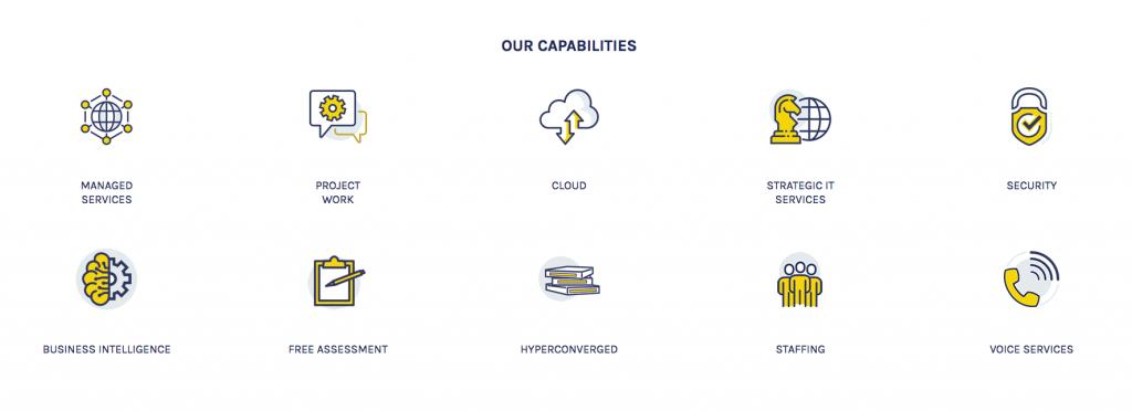 Custom Website Icons