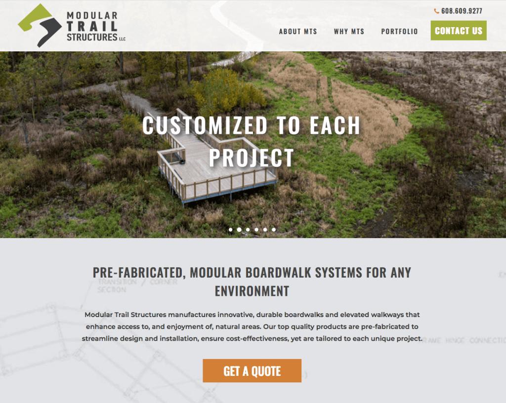 Custom Web Design Madison WI