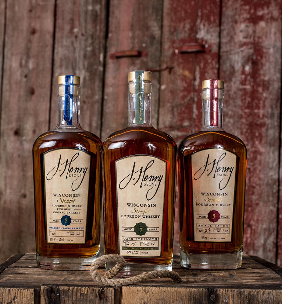 J Henry Packaging Photo