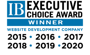 in business website development company winner 6 years in a row