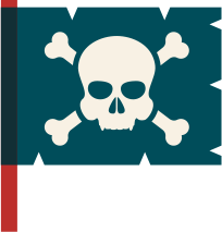 Tingalls Market Like a Pirate