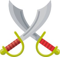 Market Like a Pirate Icon Designs